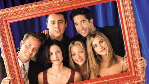 """""""Friends"""" ist DIE Kultserie der 90er"""