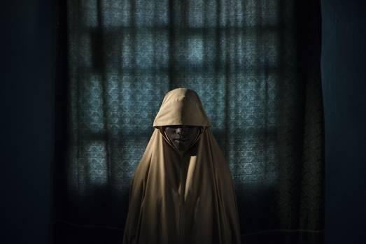 Terror in Nigeria: Sprengstoffgürtel an den Körpern von Kindern und Frauen