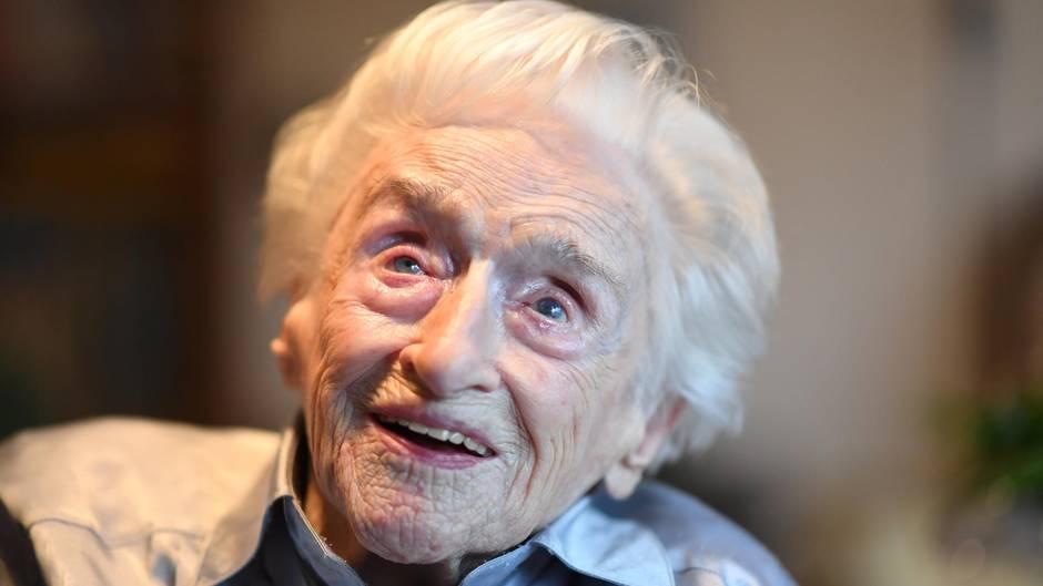 ältester Mensch In Deutschland