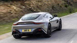 Der Aston Martin Vantage kostet mindestens 154.000 Euro