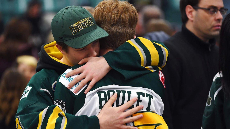 Kanada: Trauierfeier für Eishockeyteam