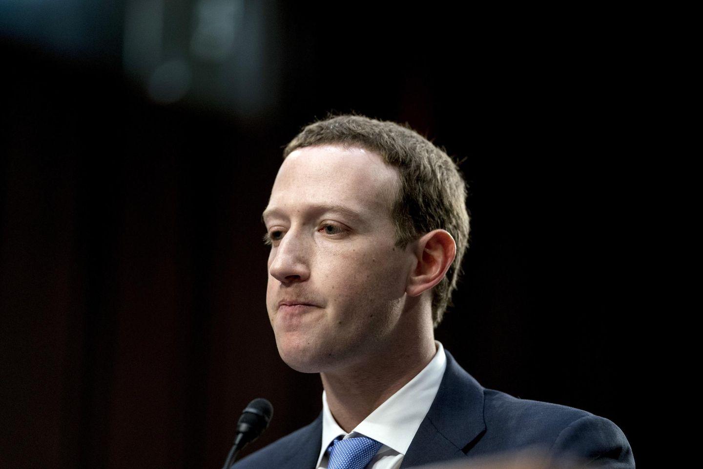 Facebook Mark Zuckerberg US-Kongress