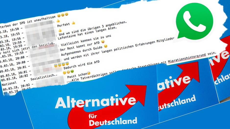 Afd Whatsapp