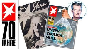 70 Jahre stern - Herausgeber Andreas Petzold blickt zurück - und gibt ein Versprechen