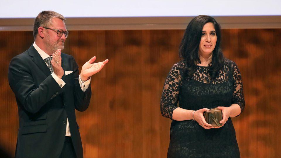 Nannen Preis 2018: Laudatio von stern-Chefredakteur Christian Krug zum Sonderpreis
