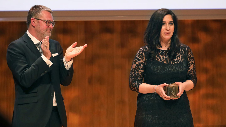 Nannen Preis 2018: Die Gewinnerin des Sonderpreises