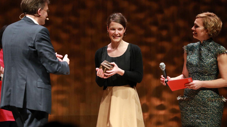 """Nannen Preis 2018: Die Gewinnerin in der Kategorie """"Dokumentation"""""""