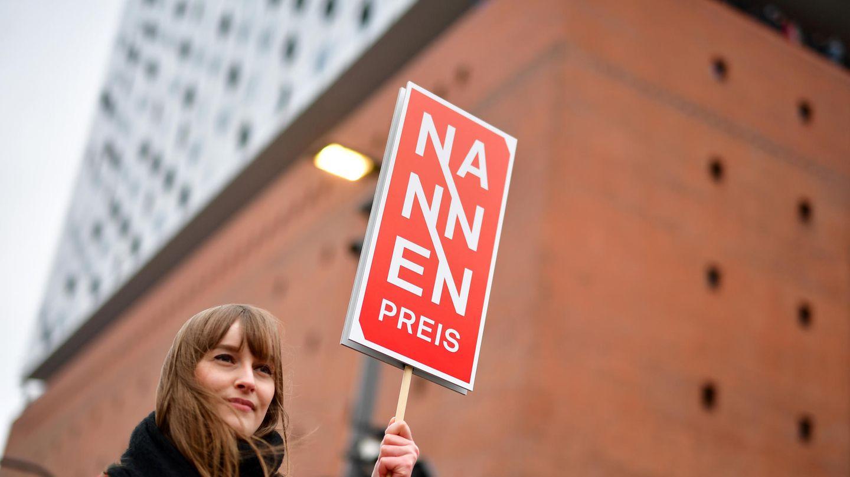 Zum ersten Mal wird der Nannen Preis in der Hamburger Elbphilharmonie verliehen