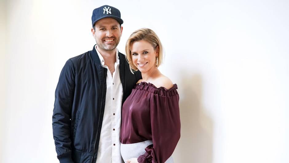 Rtl Moderatorin Sandra Kuhn Erwartet Ihr Erstes Kind Sternde