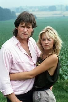 Gunter Gabriel und seine damals 17-jährige Tochter Yvonne im Jahr 1983