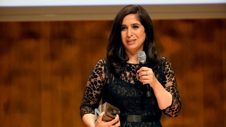 """Nannen Preis 2018 : Souad Mekhennet: """"Wir müssen mit IS-Anhängern reden"""""""