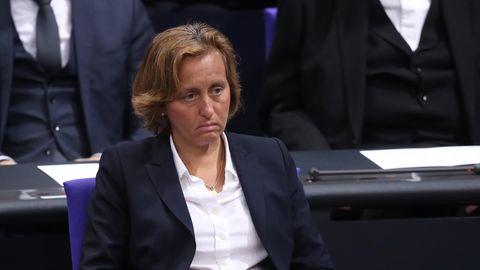 Die AfD-Abgeordnete Beatrix von Storch (Archivbild)