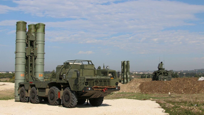 Die S-400 gilt als beste Luftabwehrrarkete der Welt.