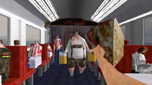 """Ein Ausschnitt aus dem Browser-Spiel """"Der Bahnsimulator"""""""