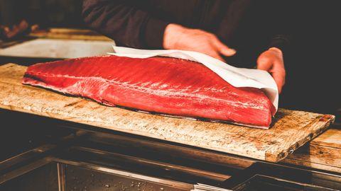Fisch und Meeresfrüchte