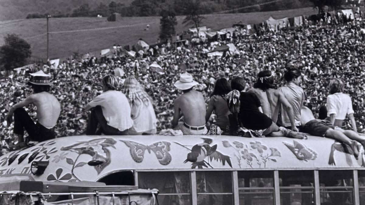 LSD als Hippie-Droge: Eine Generation voll psychedelischer