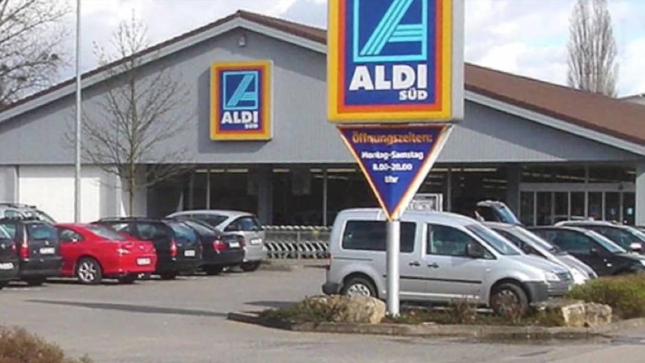 Böse Knöllchen-Überraschung:  Falschparken: So kann ein Einkauf bei Aldi richtig teuer werden