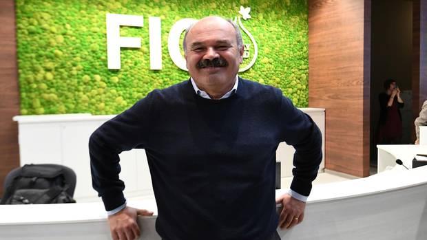 Genuss-Impresario Oscar Farinetti: DerGeschäftsmann gründete Eataly und das Schlemmer-Disneyland mit dem Namen Fico in Bologna.