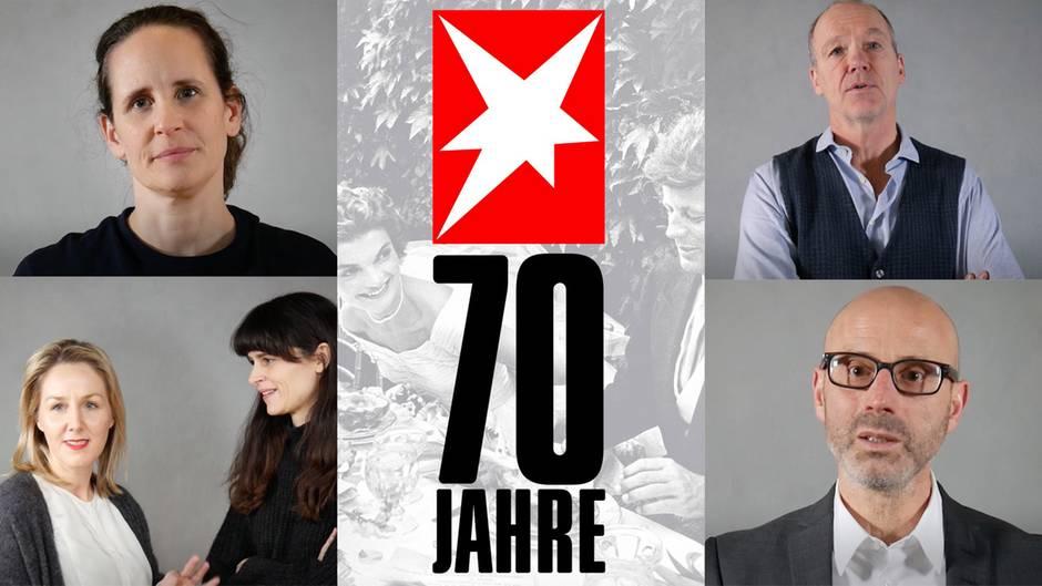 Redakteure blicken zurück: Wie Dieter Bohlen dem stern gestand, dass er nicht singen kann