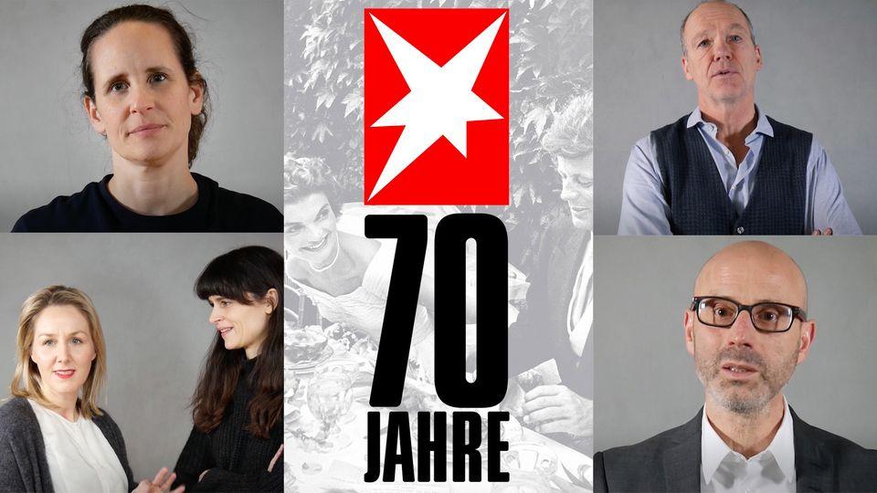 """Senatsempfang in Hamburg: Gruner + Jahr CEO Julia Jäkel: """"Der stern ist uns eine Herzensangelegenheit"""""""