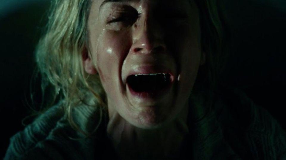 """""""A Quiet Place"""": Bei diesem Horrorfilm traut ihr euch nicht, Popcorn zu essen – wetten?"""