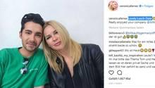 Veronica Ferres und Bill Kaulitz