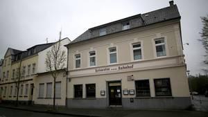 Hotel zum Bahnhof in Köln