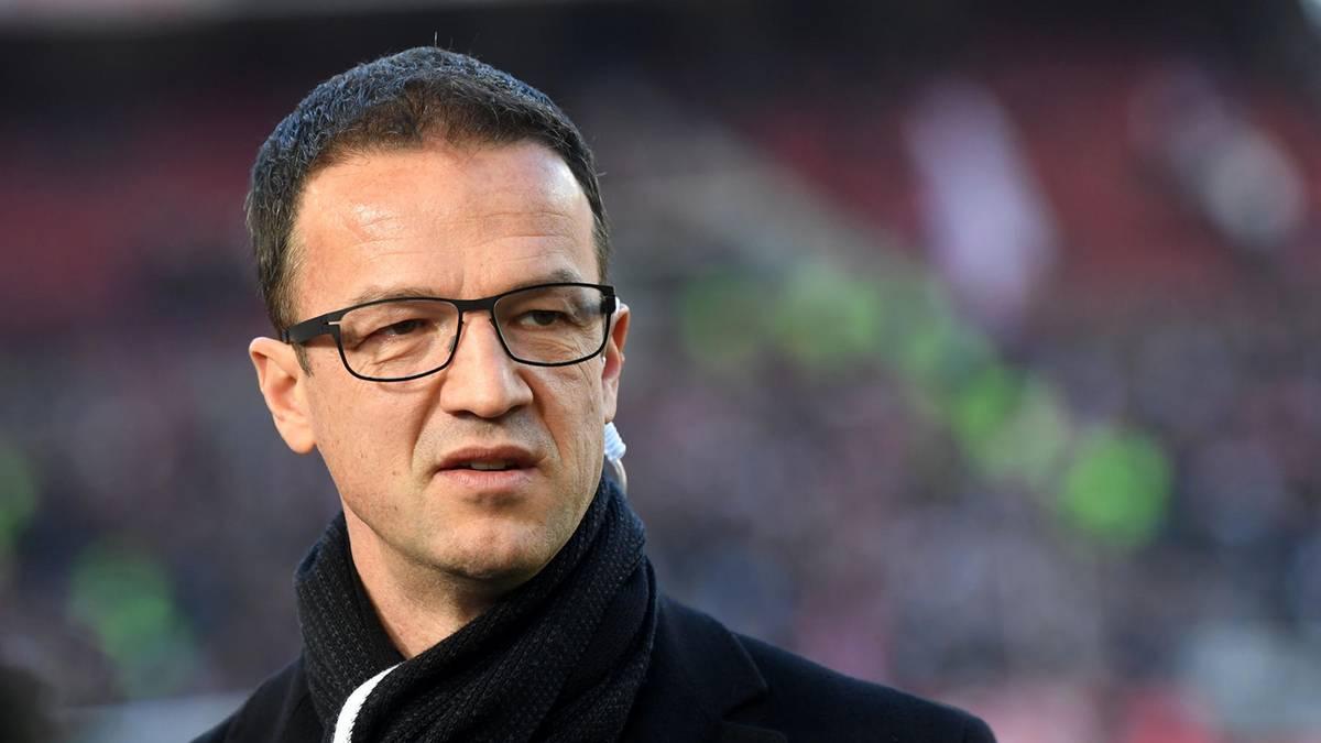 """Niko Kovac neuer Bayern-Trainer: """"Respektlos"""": Fredi Bobic geht auf die Bayern los"""