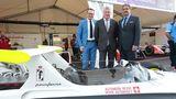 Michael Perschke Paolo Pininfarina und Anand Mahindra 1