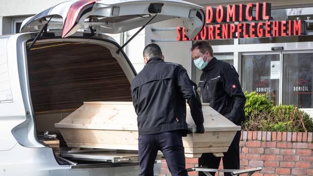 Nachrichten aus Deutschland: Feuer in Offenbach
