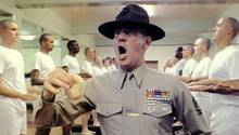 """Full Metal Jacket""-Star R. Lee Ermey"