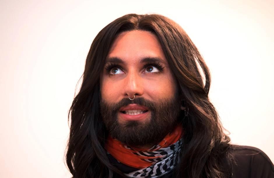 ESC-Gewinnerin: Rebellin mit Bart: Das ist Conchita Wurst
