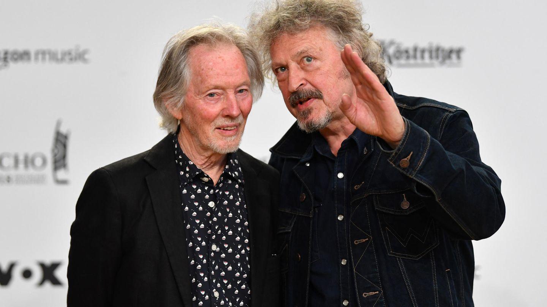 Klaus Voormann und Wolfgang Niedecken