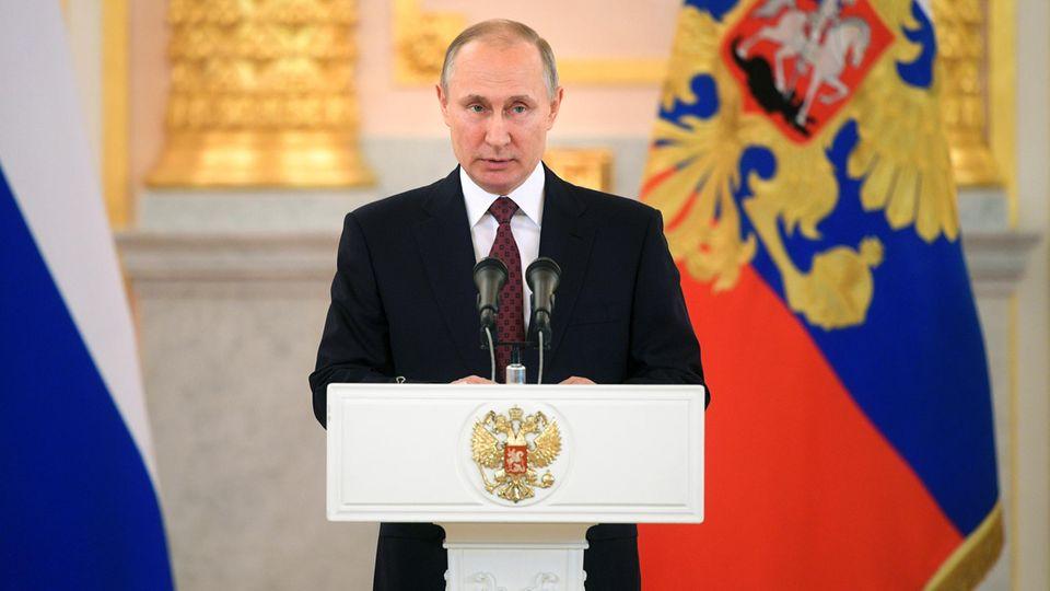 Russland hat nach Angaben der USA und Großbritanniens eine großflächige Cyberattacke verübt.