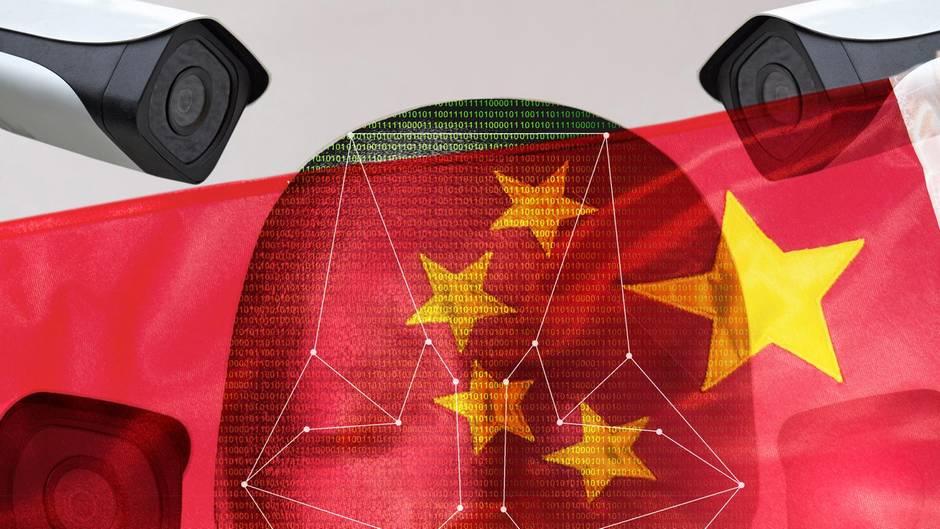 China plant eine landesweite Gesichtserkennung seiner Bürger.