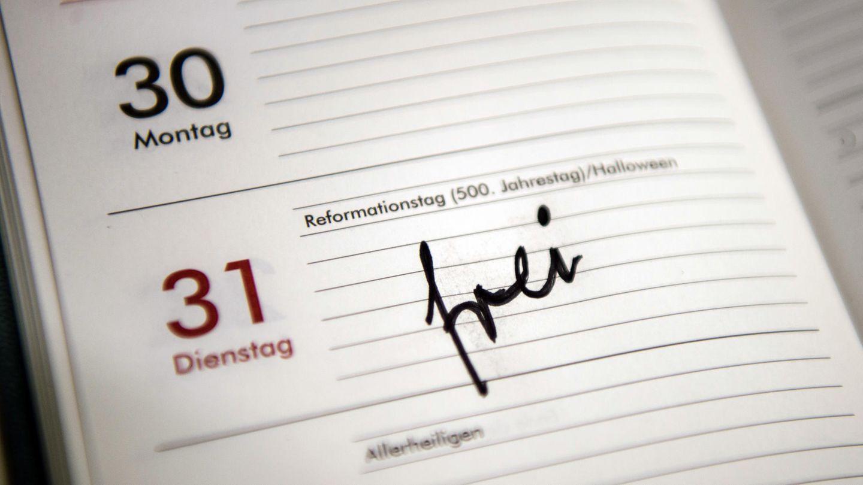 Streit um den Reformationstag der künftig im Norden ein Feiertag sein soll