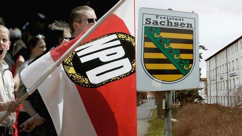 Am Wochenende werden in der sächsischen Stadt Ostritz Hunderte Neonazis und Sympathisanten der rechten Szene erwartet - und Hunderte bis Tausende Gegner.
