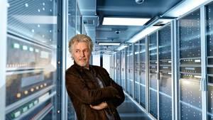 """Autor Frank Schätzing hat eine Vorliebe für Untergangsszenarien. Sein Buch """"Der Schwarm"""" wurde ein Weltbestseller"""