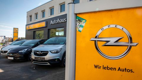 Autohaus Opel