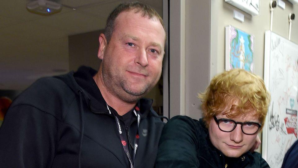 Boyband: Westlife planen Comeback - mit Hilfe von Ed Sheeran