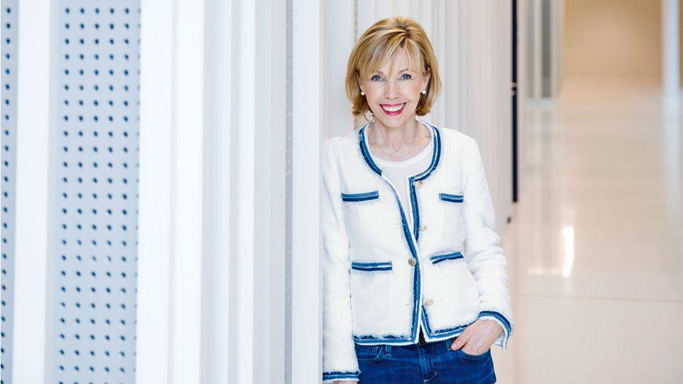 Doris Schröder-Köpf ist gebürtige Bayerin, lebt aber seit zwei Jahrzehnten glücklich in Hannover
