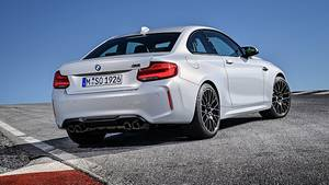 BMW M2 Competition - auf Wunsch 280 km/h schnell