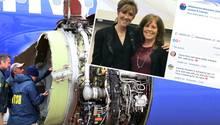 Die 56-jährige Pilotin Tammy Jo Shults brachte die 144 Passagiere nach der Triebwerksexplosion der Boeing 737 von Southwest Airlines sicher nach Philadelphia.