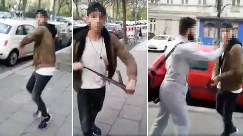 Antisemitische Attacke in Berlin