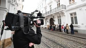 Über Jahre soll Christian L. den neunjährigen Sohn seiner Partnerin vergewaltigt und anderen Männern für Vergewaltigungen angeboten haben. Prozessiert wird vor dem Landgericht Freiburg (Archivbild)