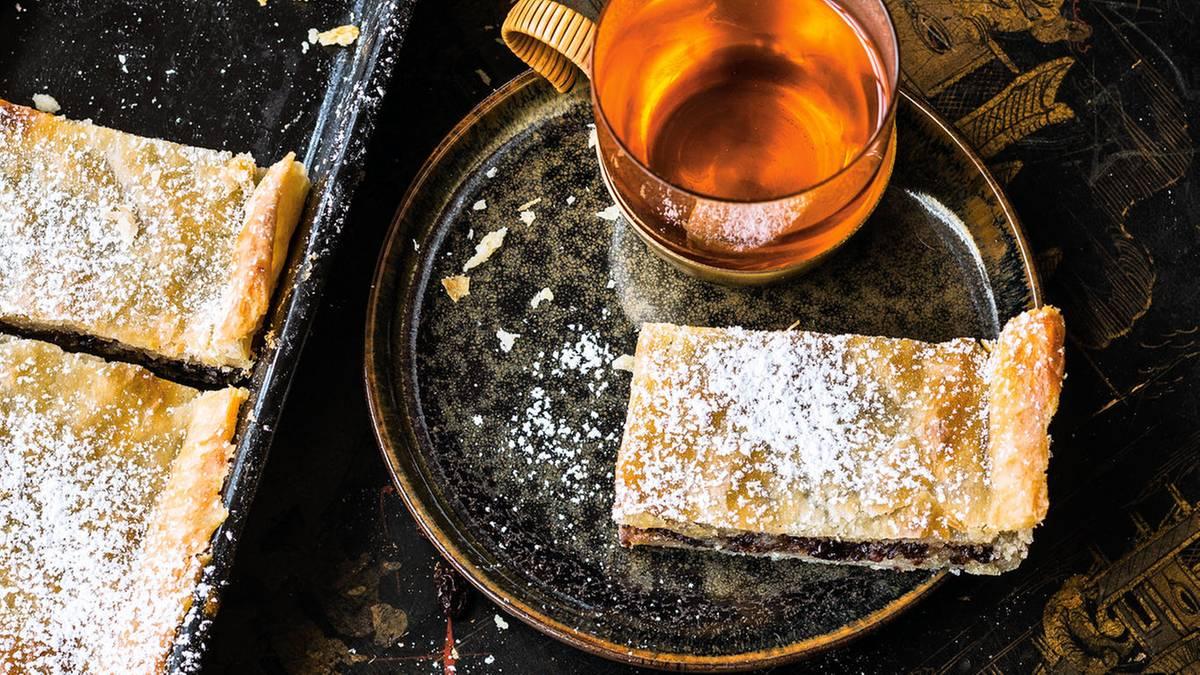 Rezepte zum Nachkochen: Der perfekte Kuchen zum Tee
