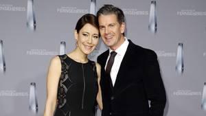 Markus Lanz und Angela Lanz