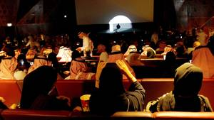 Historischer Kulturbruch: Großes Kino in Saudi-Arabien