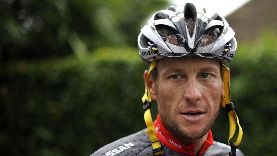 lance Armstrong - Schadensersatz - Prozess - Doping