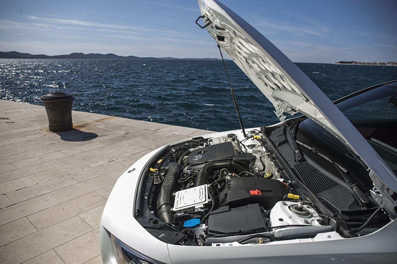 Der 163-PS-Motor ist kein Temperamentsbündel